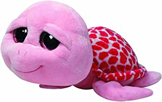 Ty Beanie Boos Shellby Pink Turtle Large Plush