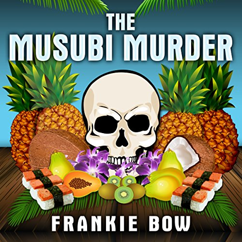 The Musubi Murder audiobook cover art