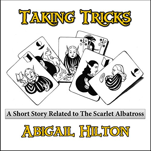 Taking Tricks audiobook cover art