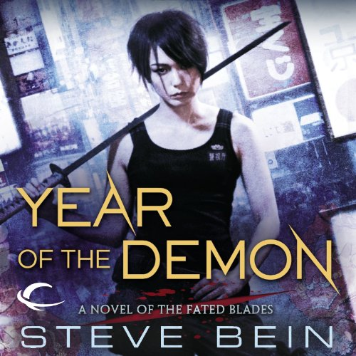 Year of the Demon audiobook cover art