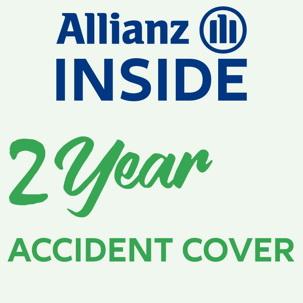 Allianz Inside, 2 year Accidental Damage Cover for Baby products value from £100.00 to £149.99