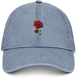 Pineapple Dad Hat Baseball Cap Polo Style Unconstructed Denim Hat