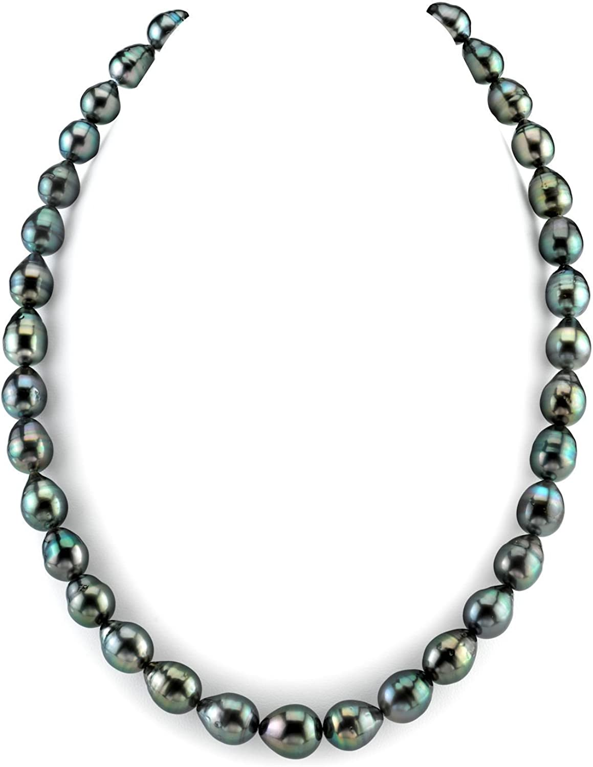 THE PEARL SOURCE 14K Gold Baroque S Black At the price of 55% OFF surprise Genuine South Tahitian