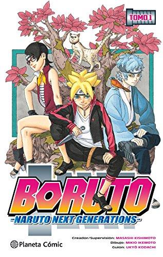 Boruto nº 01: Naruto Next Generations (Manga Shonen)