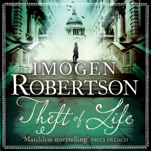 Theft of Life audiobook cover art