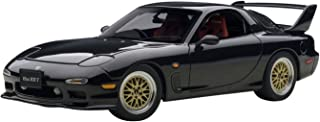 Mazda RX-7 (FD) Tuned Version Brilliant Black 1/18 by AutoArt 75968