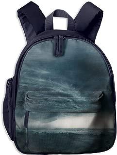 Pinta Rainstorm Cub Cool School Book Bag Backpacks for Girl's Boy's