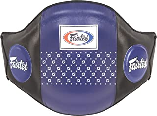 Fairtex Leather Rib Guard Body Protector Belly Pad