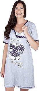 """MIJA 2 in1 Maternity /& Nursing breastfeeding Sweatshirt Hoodie Pullover /""""Lucy/"""""""