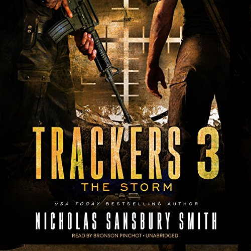 Trackers 3: The Storm cover art