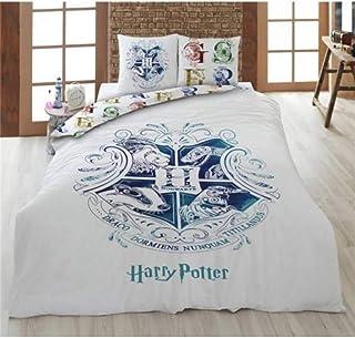 Harry housse de couette H potter en coton 240 x 220 cm/sakifo