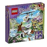 LEGO 41036 - Friends Salvataggio al Ponte della Giungla