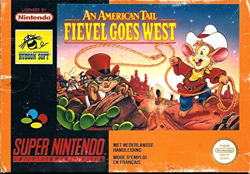 Fievel Au Far West