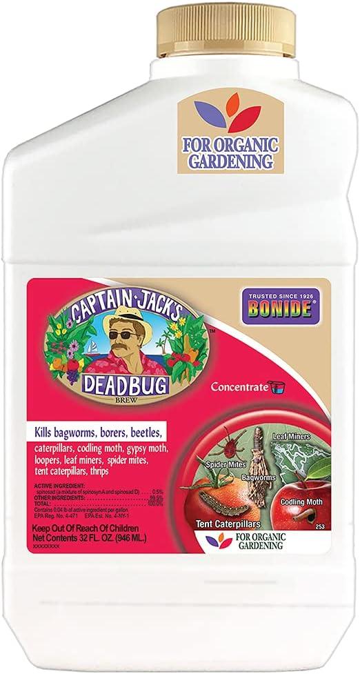 Bonide BND253 - Arlington Mall Captain Jack's Bug Pest Insecticide Dead Limited price Brew