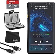 FiiO M11 Pro Portable High-Resolution Lossless Wireless Music Player + Memory Card Hardcase + SanDisk Ultra 64GB microSDXC... photo