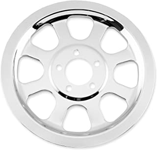 Bikers Choice Belt Drive Pulley Cover for Harley Davidson 2000-06 Softail model - One Size
