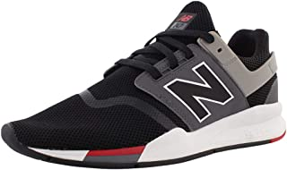 new balance Men's 247 Black Sneakers-11 UK/India (45.5 EU)(11.5 US) (MS247FB)