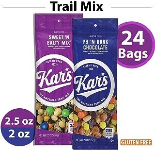 Best kar's nuts sweet n salty mix Reviews