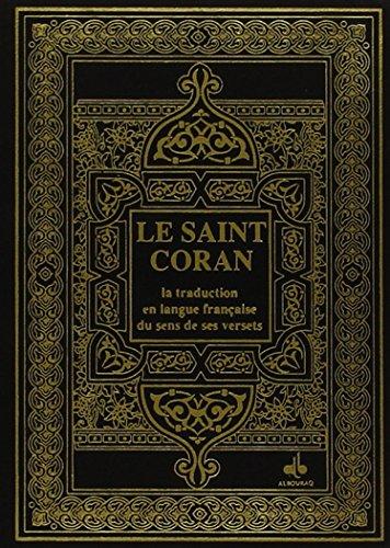 Le Saint Coran - édition bilingue [4 couvertures aléatoires]