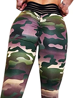 DEESEE(TM)💕 Women's Workout Leggings Fitness Sports Gym Running Yoga Athletic Pants