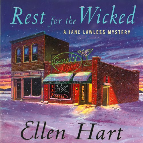 Rest for the Wicked audiobook cover art