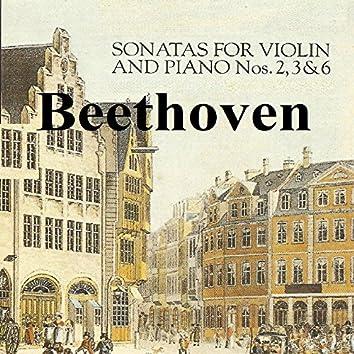 Beethoven - Sonatas for violin and piano