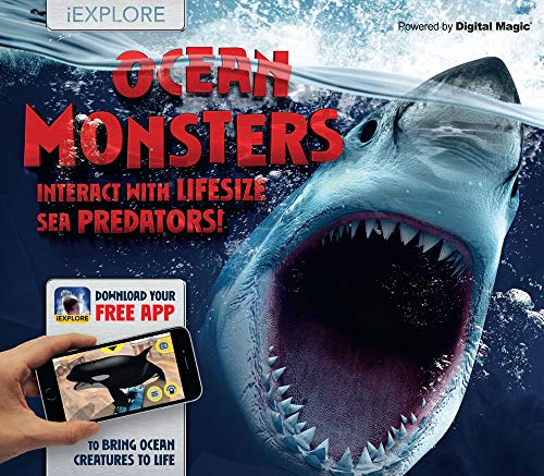 Ocean Monsters: Interact with Lifesize Sea Predators! (iExplore)