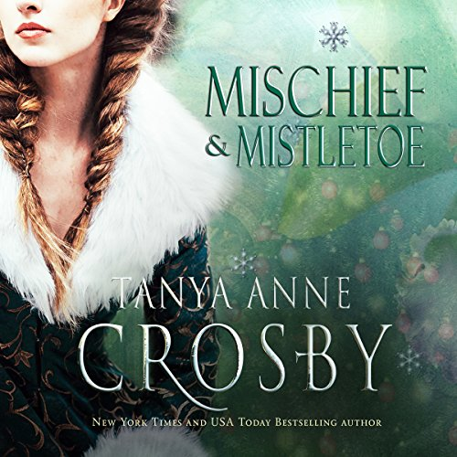 Mischief & Mistletoe audiobook cover art