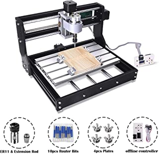 Upgrade Version CNC 3018 Pro GRBL Control DIY Mini CNC Machine, 3 Axis Pcb Milling..