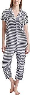 Tommy Hilfiger 2 Piece Notch Collar Pajama Set