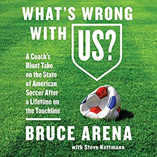 What's Wrong with US? audiobook cover art