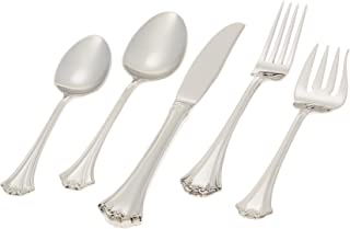 Reed & Barton Country French 18/10 Stainless Steel 5-Piece Place Setting, Service for 1