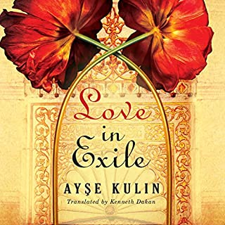 Love in Exile cover art