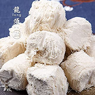 China Characteristic Snacks Dragon Beard Candy Long Xu Tang 200g (7oz)