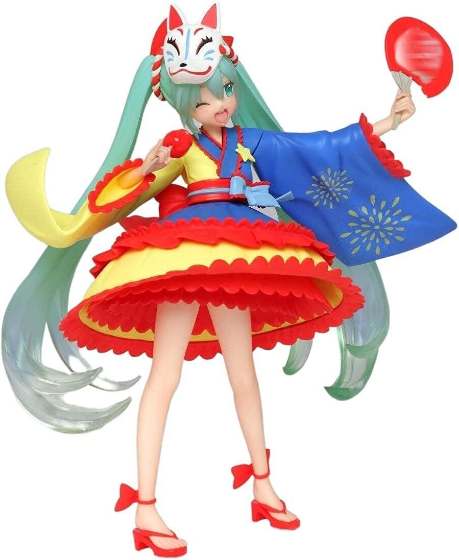 Japanese Anime Miku Large special price Figure Action Figures Popular popular Hatsune Swimsuit
