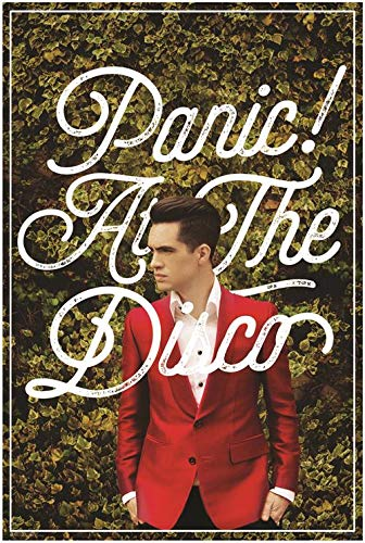 Panic! at The Disco -Brendon Urie Music Poster - 24' x 36'