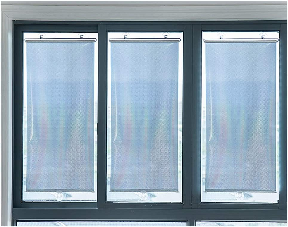 JUANJUAN Roller Blinds Window Sun No Shades Portable Selling rankings sold out Prote Drill
