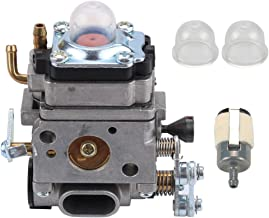 Harbot PB-500T Carburetor with Fuel Filter Primer Bulb for Echo PB-500H Backpack Blower A021001642 A021001641
