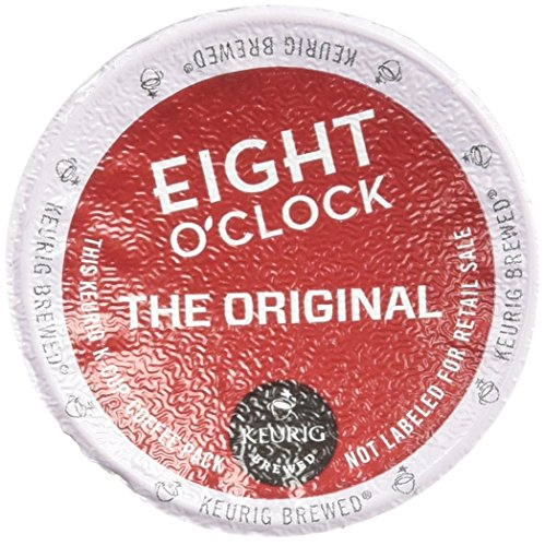 Keurig, Eight O'Clock Coffee, The Original, K-Cup packs, 24 Count