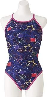 MIZUNO(ミズノ)競泳水着 トレーニング 練習用 レディース エクサースーツ ミディアムカット N2MA0268 Ri 池江璃花子コレクション XS~XLサイズ