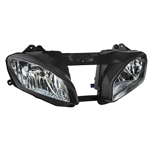 Home Precise Motorcycle Front Headlight Head Light Lamp Assembly For Yamaha Yzf-r6 Yzf R6 2008-2016 2009