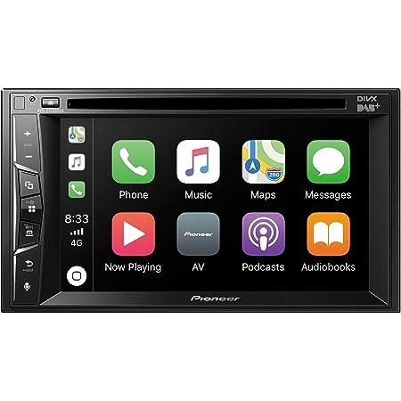 Pioneer Avh Z3200dab 2din Media Receiver 6 2 Clear Resistive Touchpanel Bluetooth Dab Digitalradio Apple Carplay Weblink Freisprecheinrichtung Cd Dvd Und Usb Schwarz Double Din Auto