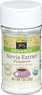 365 Everyday Value, Organic Stevia Extract Powder, 1 oz