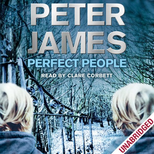 Perfect People audiobook cover art