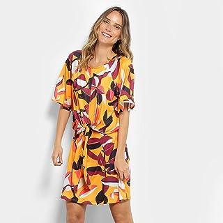 20fbf15652 Moda - Amarelo - Vestidos   Roupas na Amazon.com.br