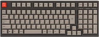 アーキス 省スペース メカニカル キーボード Maestro2S 日本語配列 キー数 : 102 キートップ引き抜き工具 付属 スイッチ : CHERRY クリア軸 AS-KBM02/TCGBAWP