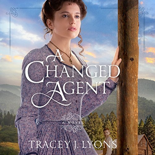 A Changed Agent audiobook cover art