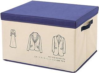 qingqingxiaowu Boite Rangement Cube Rangement Tissu Cubes de Rangement boîtes Cube boîtes de Rangement Petites boîtes de R...