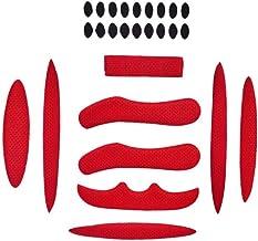 MMSSWaroom - Juego de 27 Almohadillas universales de Espuma para Casco de Bicicleta, Almohadillas de Goma EVA para Casco de Airsoft Universal para Bicicleta, Motocicleta, Casco de Ciclismo, Casco