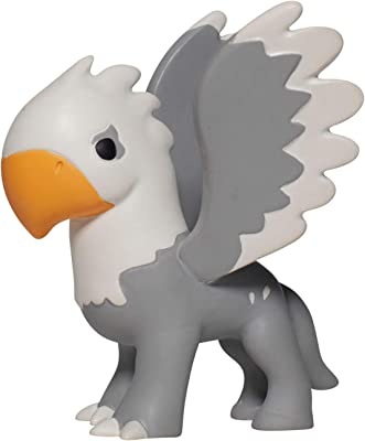 Enesco Wizarding World of Harry Potter Little Charms Collection Series 4 Buckbeak The Hippogriff Figurine, 2.5 Inch, Multicolor